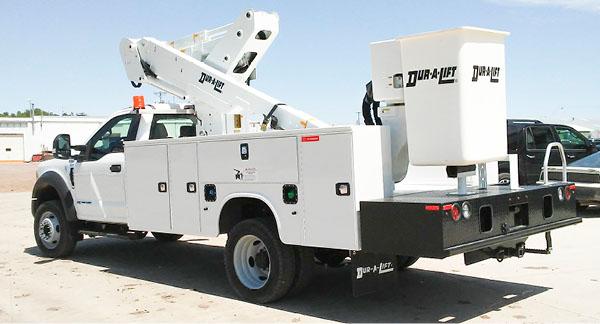 Dur-A-Lift Bucket Trucks